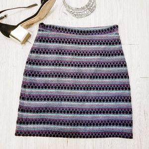 Dresses & Skirts - Ralph Lauren Black Label Silk Pencil Accent Skirt